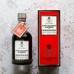 PIAZZA GRANDE BALSAMIC VINEGAR 7 crown| FINE & WILD UK