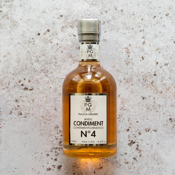 PIAZZA GRANDE WHITE BALAMIC VINEGAR | FINE & WILD UK