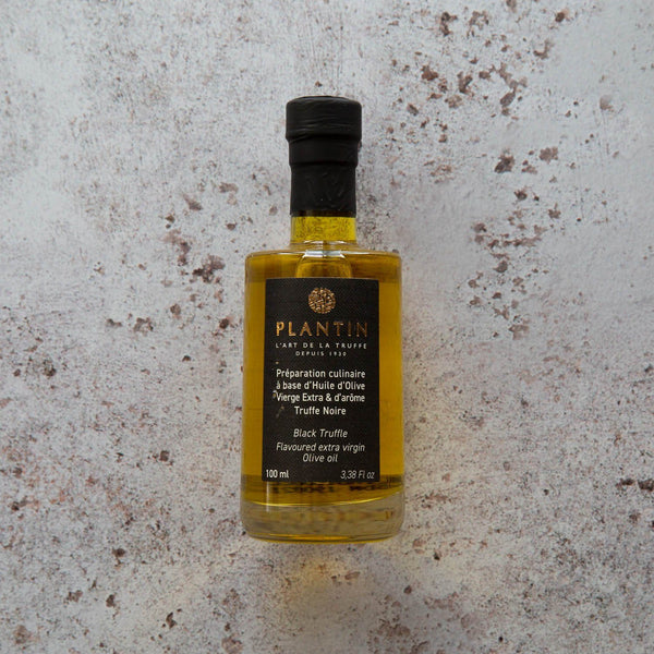 best black truffle oil 100ml | FINE & WILD UK