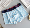 Sky Cotton Couple Underwear - Pinklouds