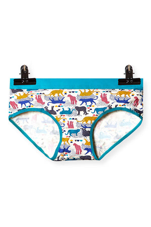 Animal Couple Underwear-His & Her Matching Apparel-Pinklouds