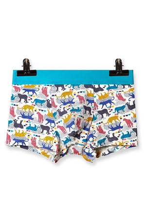 Animal Couple Underwear - Pinklouds