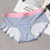 Aurora Blue Modal Couple Underwear - Pinklouds