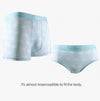 Duck Ice Silk Couple Underwear