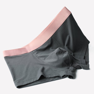 Pink Cat Modal Couple Underwear-His & Her Matching Apparel-Pinklouds