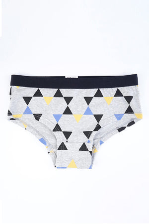 Triangle Couple Underwear - Pinklouds