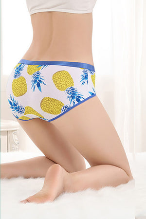 Pineapple Couple Underwear-His & Her Matching Apparel-Pinklouds