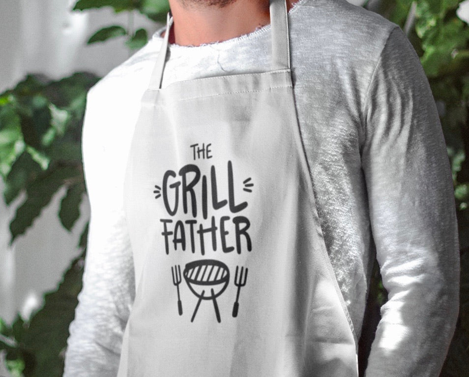 Grill Father Apron