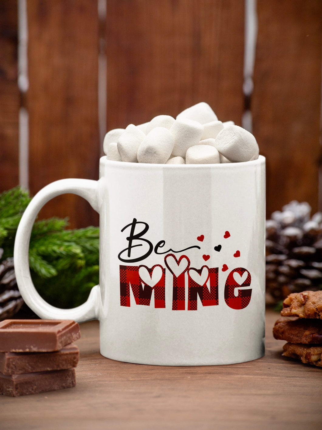 Be Mine Ceramic Mug