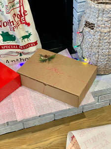 Holly Jolly Christmas Box