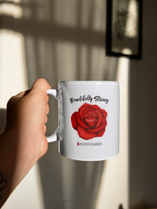Heart Disease Warrior Ceramic Mug