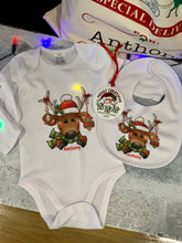 Load image into Gallery viewer, Baby's First Christmas Gift Box