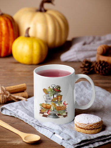 Thanksgiving Ceramic Mug