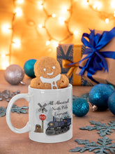 Load image into Gallery viewer, North Pole Express Ceramic Mug