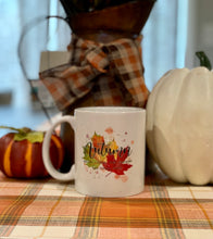 Load image into Gallery viewer, Autumn Colors Ceramic Mug