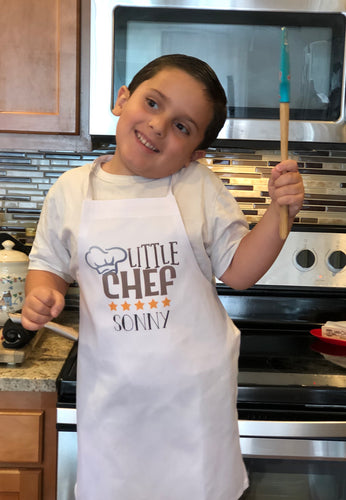 Little Chef Child's Apron