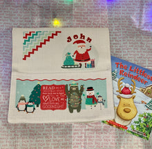 Load image into Gallery viewer, Christmas Pocket Pillow