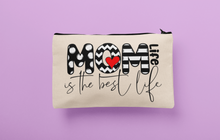 Load image into Gallery viewer, Mom Life Pouch