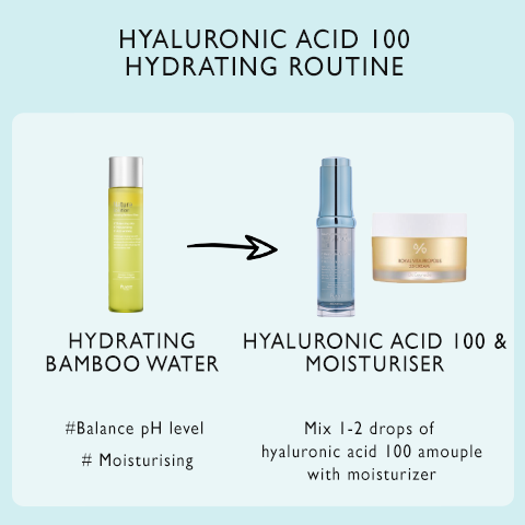 the plant base hyaluronic acid 100