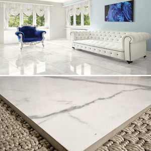 "24""x48"" Porcelain Tile - Roman Statuario $2.49 Square Feet - Low Price Floor"