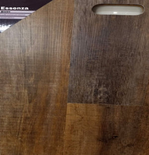 "7""48"" Vinyl Tile - Essenza Brown $2.30 Square Feet - Low Price Floor"
