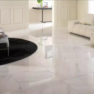 "24""x24"" Porcelain Tile - Brecia Super Polished $2.46 Square Feet - Low Price Floor"