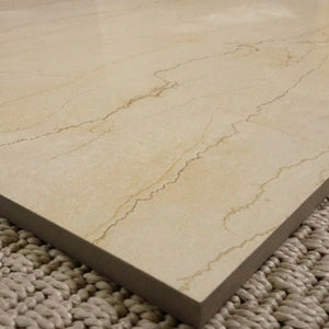 "24""x48"" Porcelain Tile - Botticino Natural $3.38 sq ft"