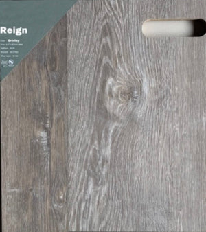"9""60"" Vinyl Tile- Reign Grinley $2.99 Square Feet - Low Price Floor"