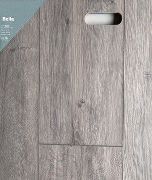 "9""60"" Vinyl Tile - Bella Steel  $2.84 Square Feet - Low Price Floor"