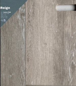 "9""60"" Vinyl Tile- Reign Lance Oak $2.99 Square Feet - Low Price Floor"