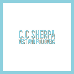 C.C Sherpa Pullovers and Vests