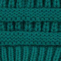HB-21 Pony Headwrap Teal