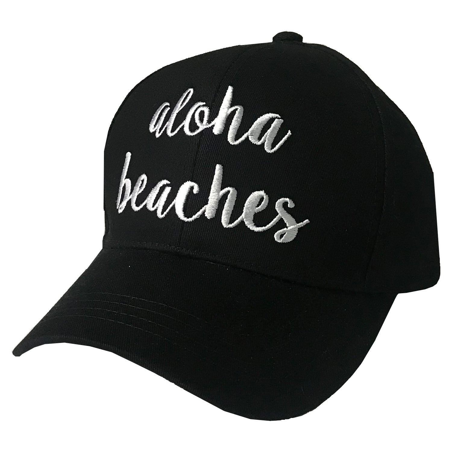 BA-2017 C.C Aloha Beaches Black Hat