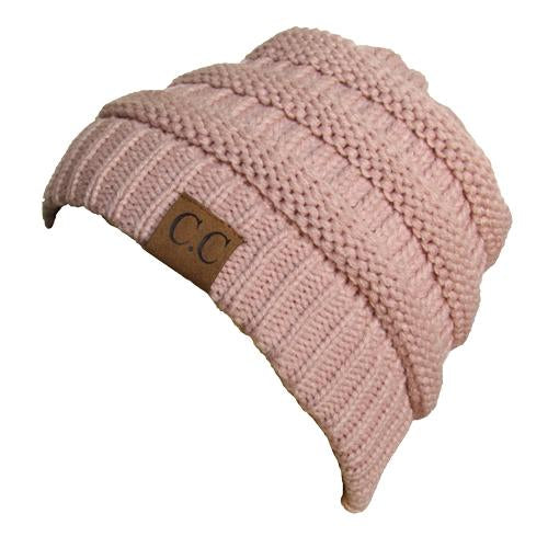 HAT-20A BEANIE INDY PINK