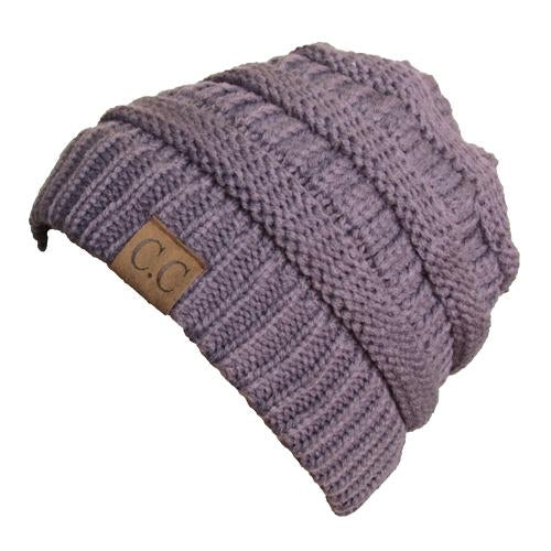 HAT-20A BEANIE VIOLET