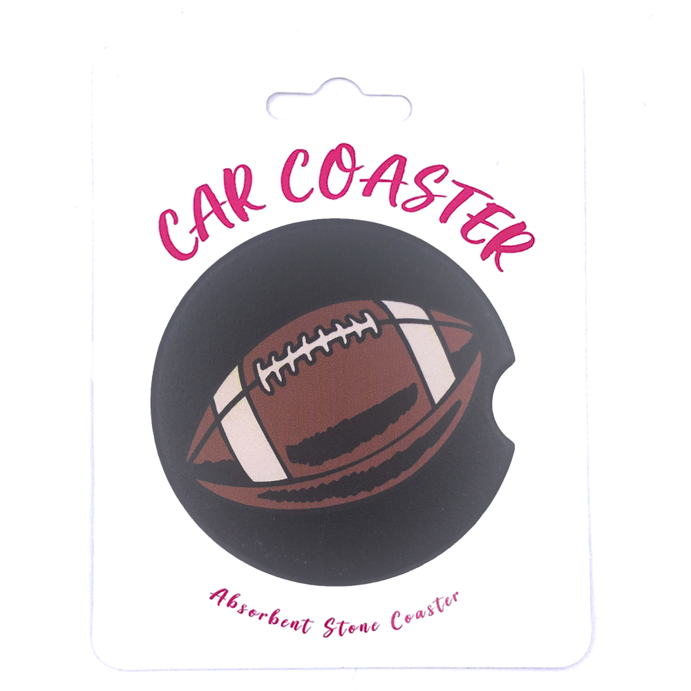 C24 - Car Coaster - Football