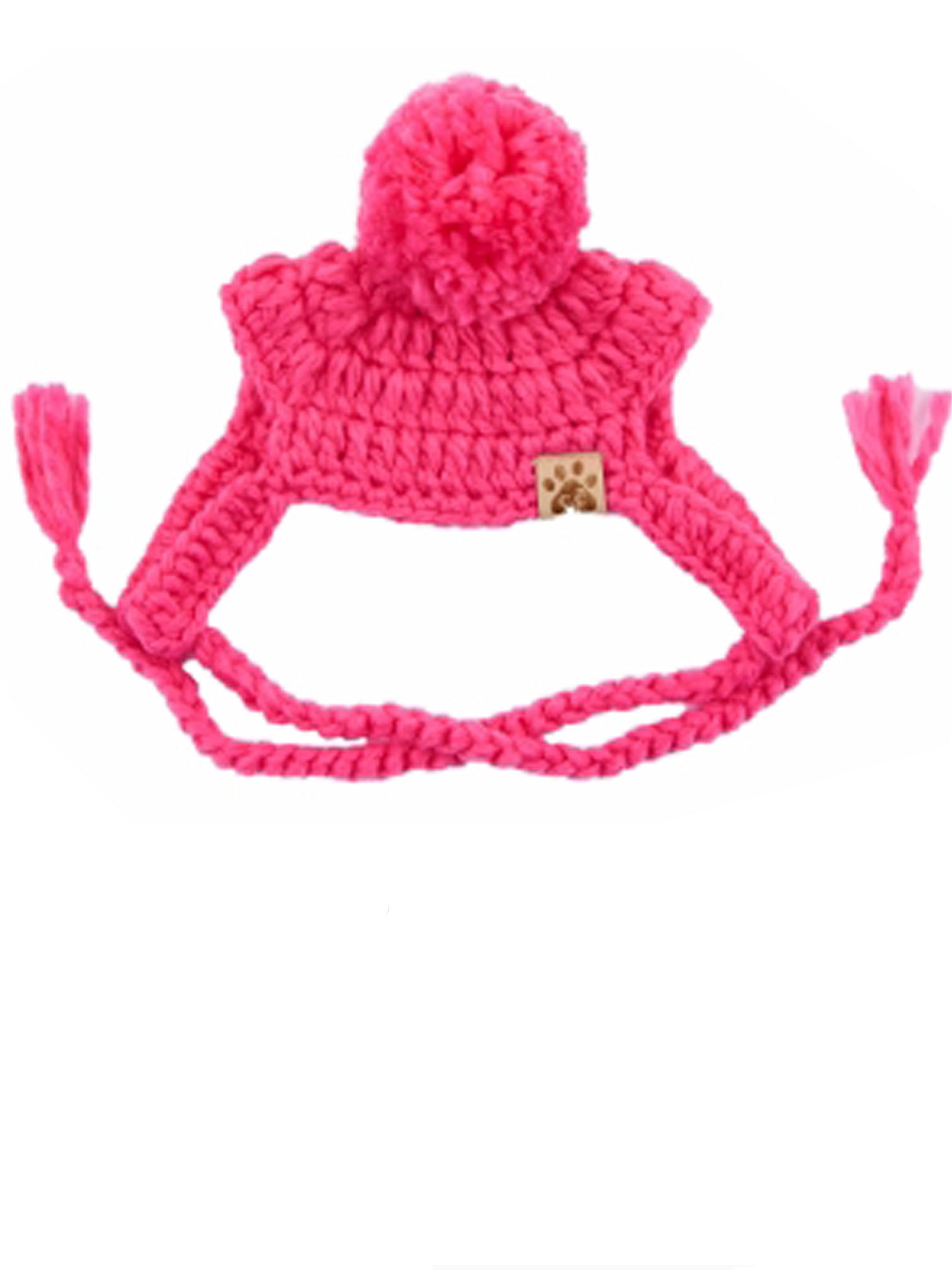 C.C Pet Beanies DH-1 New Candy Pink