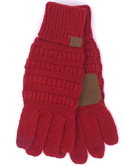 G-20 C.C Red Gloves