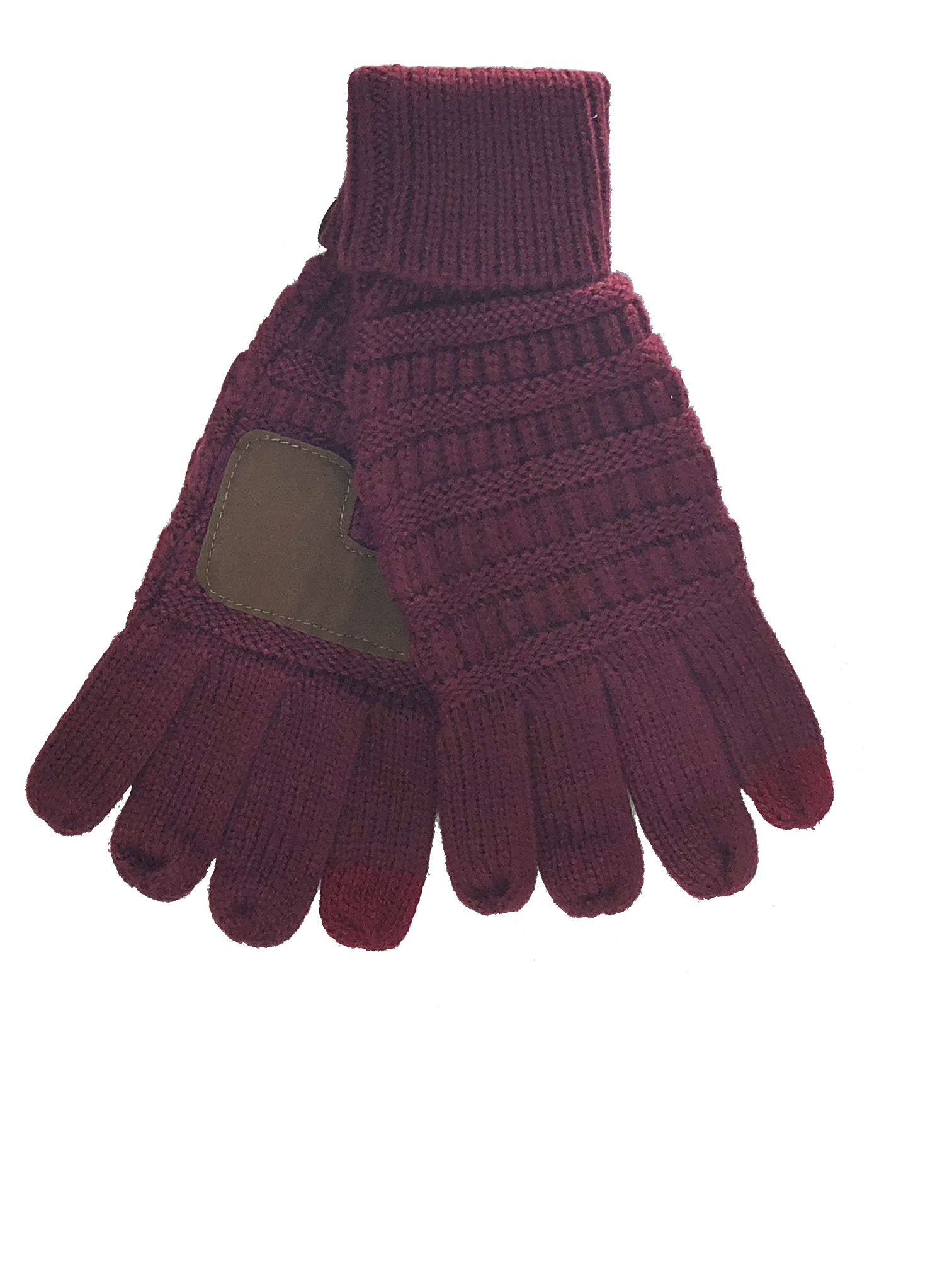 G-20 C.C Maroon Gloves
