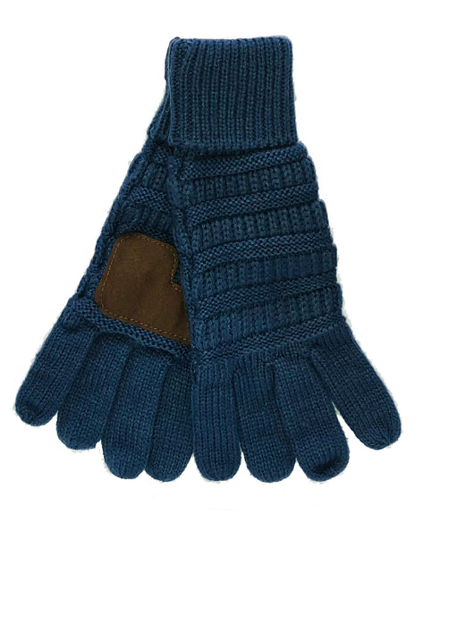 G-20 C.C Teal Gloves