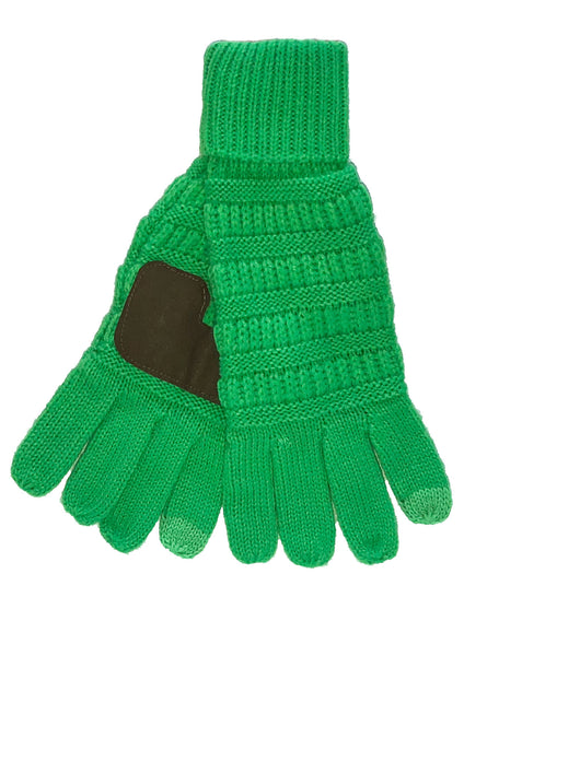 G-20 C.C Neon Lime Gloves