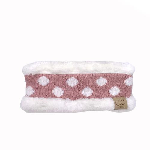PD-HW-21 KIDS  HEADWRAP Indi Pink