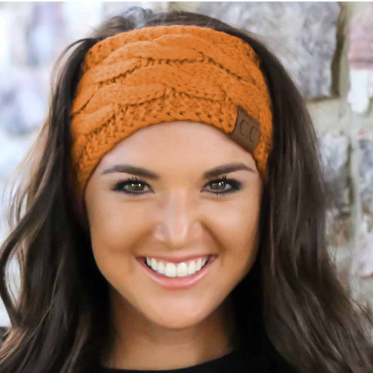 HW-20 NEON ORANGE HEADWRAP