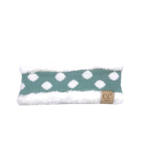 PD-HW-21 KIDS  HEADWRAP Mint
