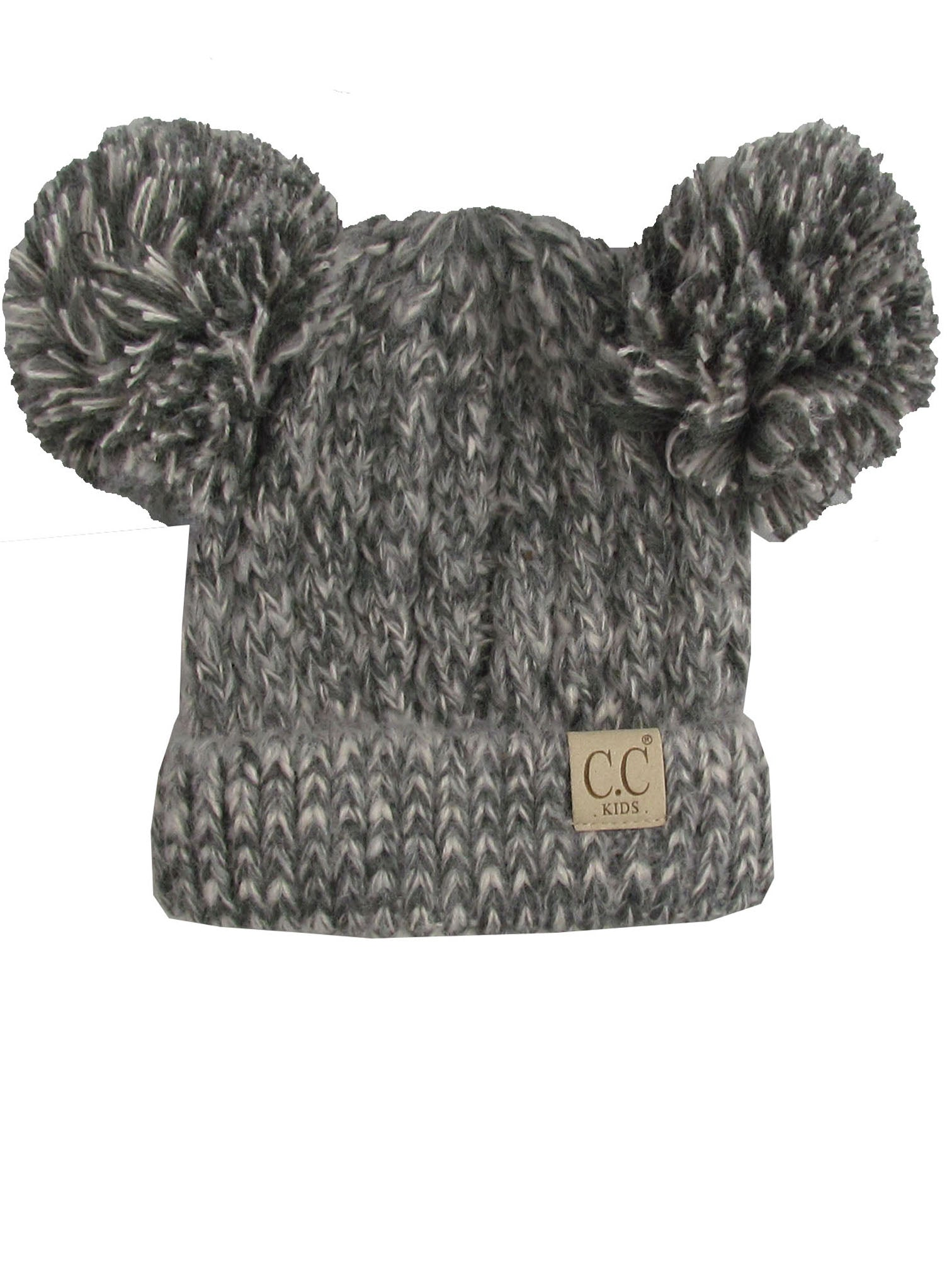 C.C Kid-23 Dark Grey Youth Beanie
