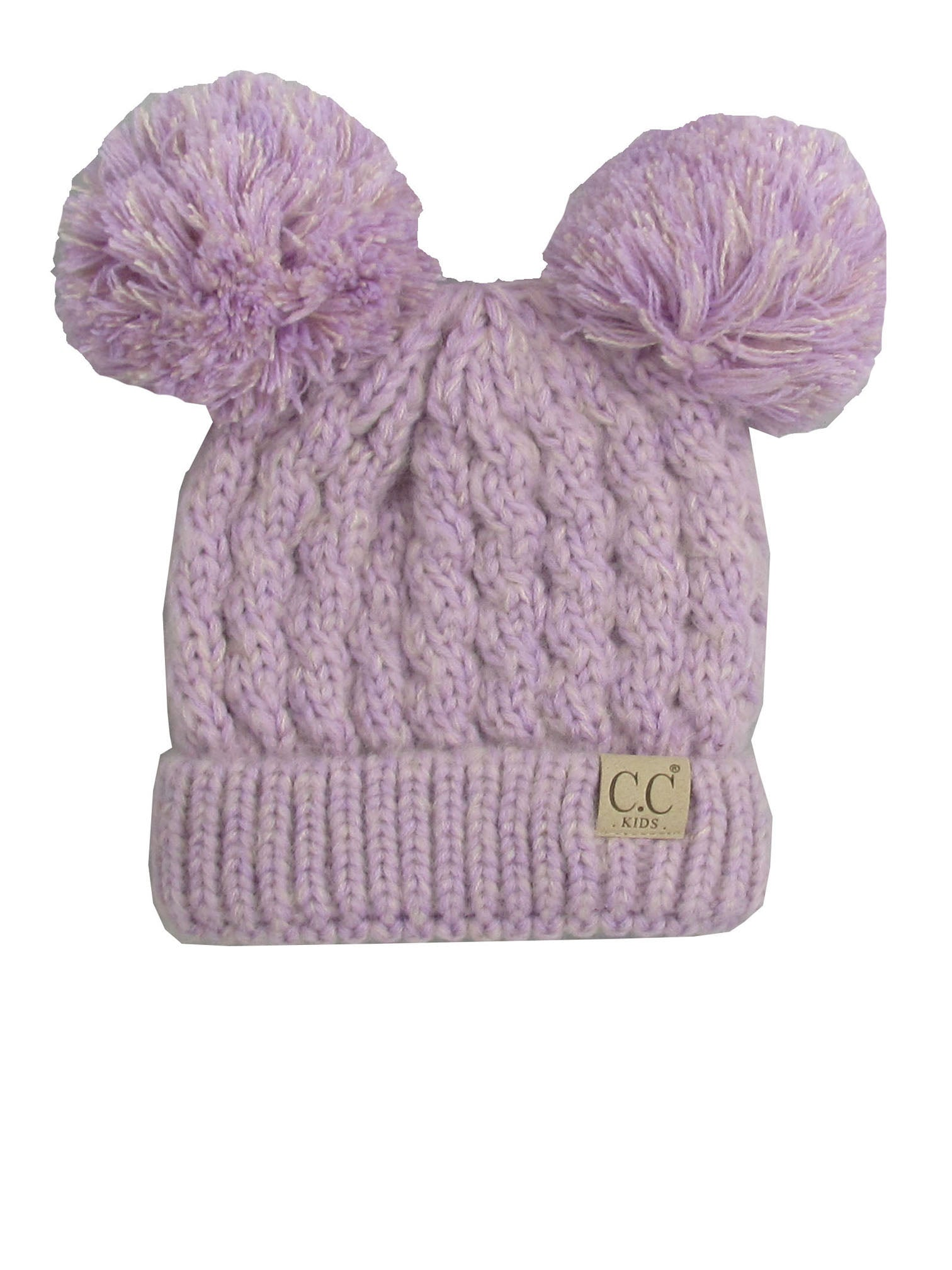 C.C Kid-23 Lilac Youth Beanie