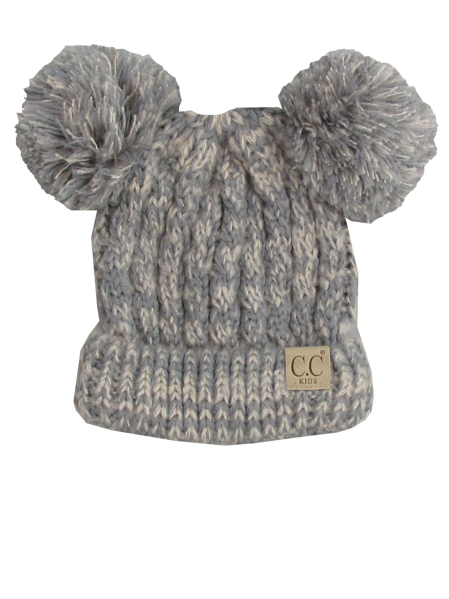 C.C Kid-23 Grey Youth Beanie