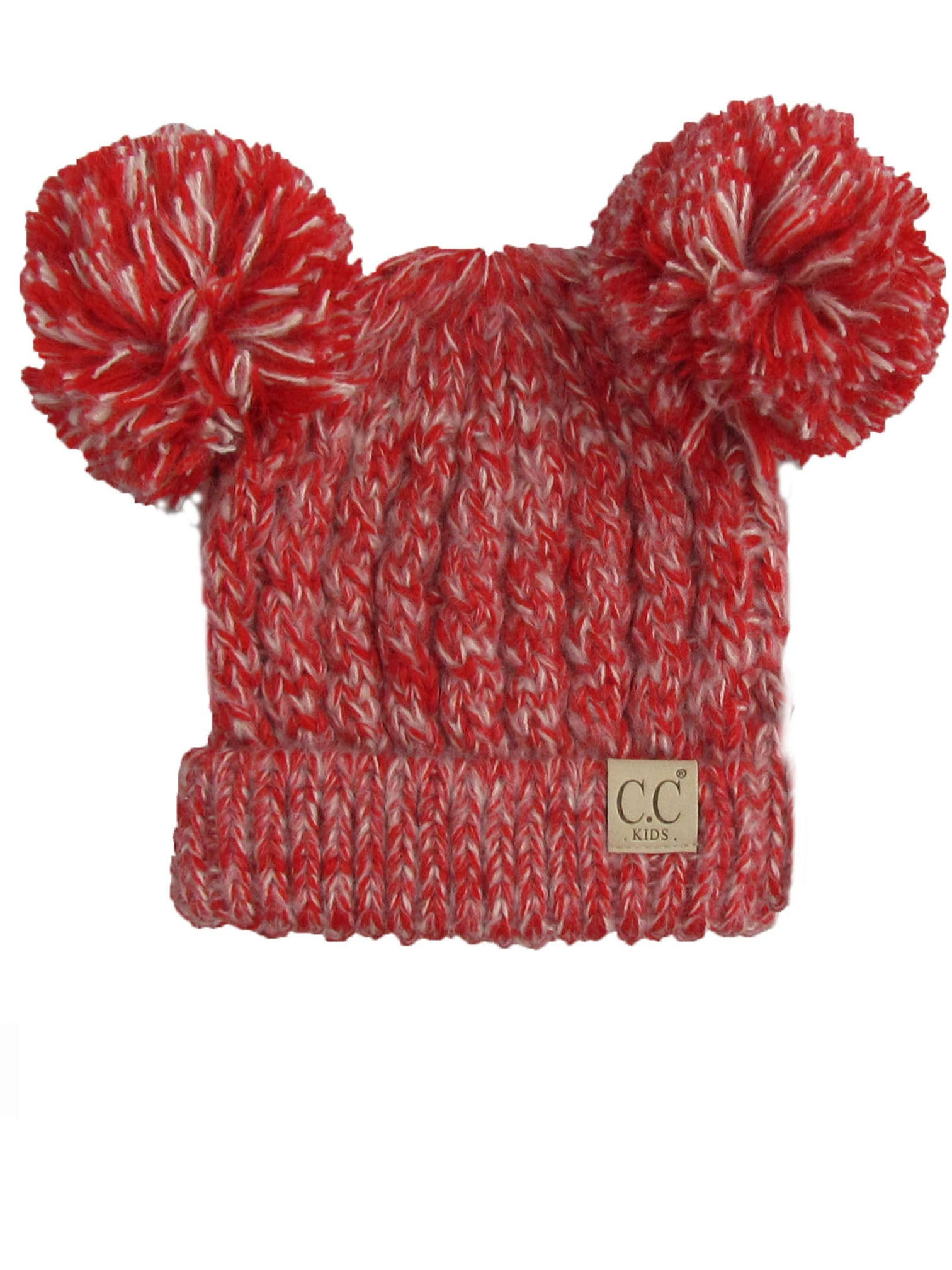 C.C Kid-23 Red Youth Beanie