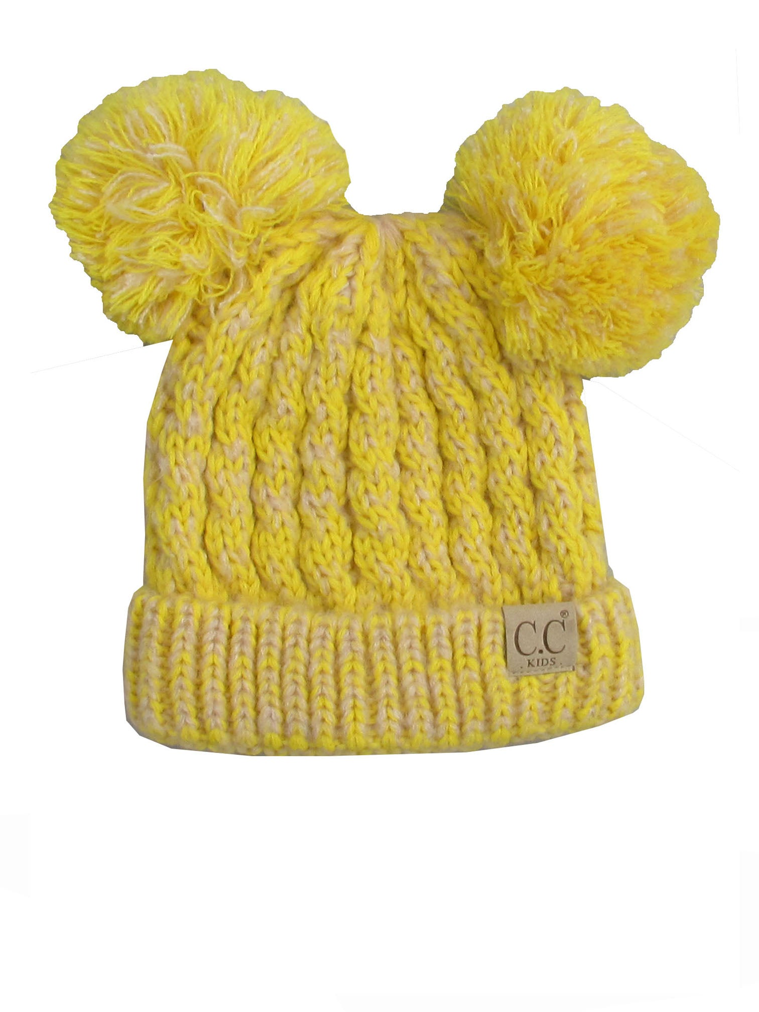 C.C Kid-23 Lemon Youth Beanie