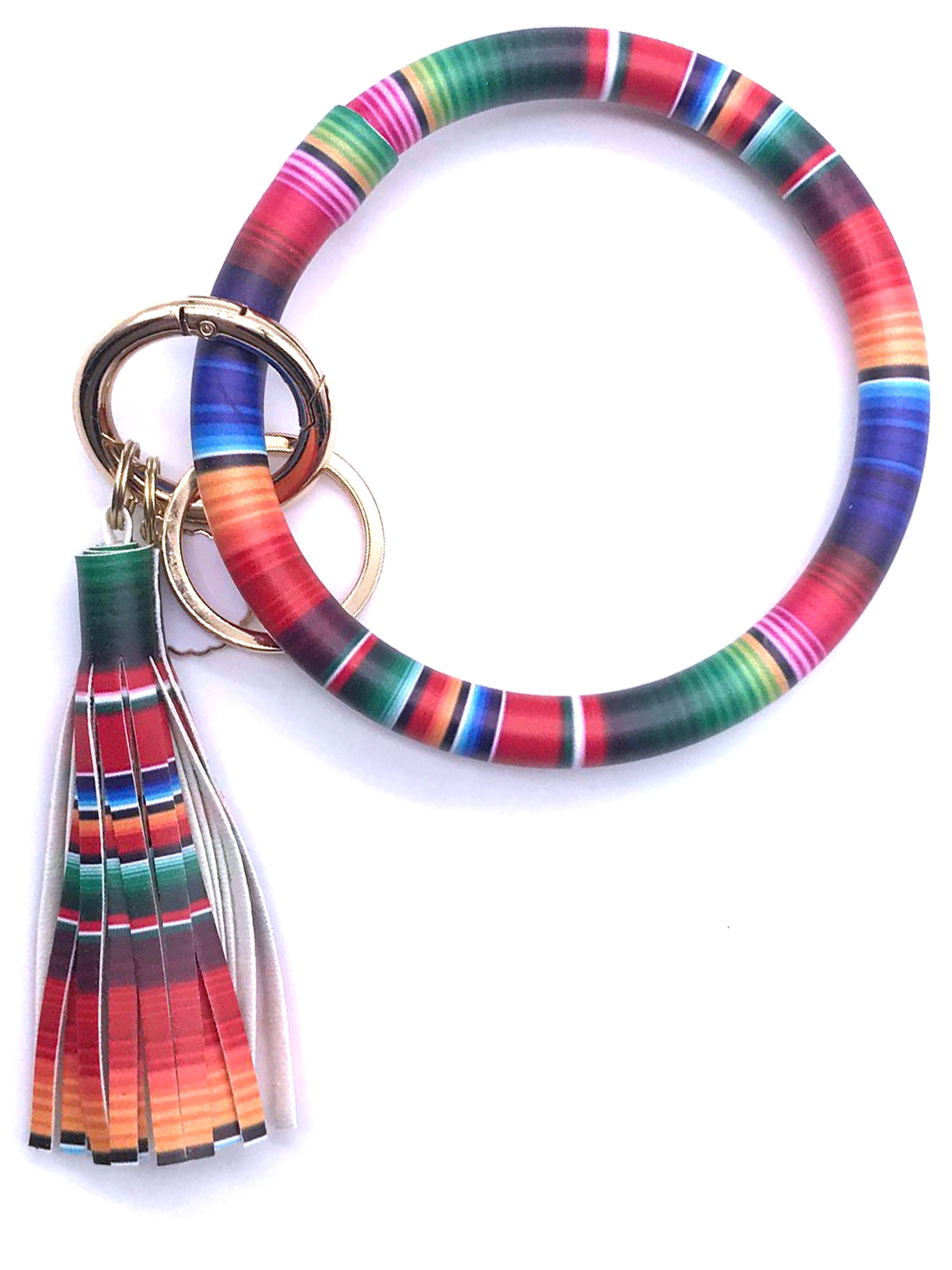 KC-8845 Serape Key Chain